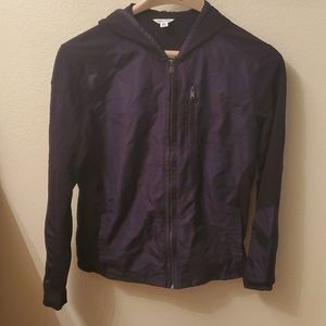 Calvin Klein Navy Athletic Jacket